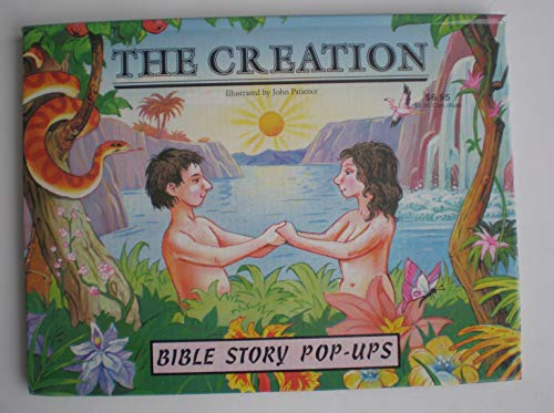 The Creation: Bible Story Pop-ups