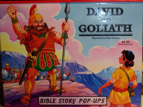 9780866110952: David and Goliath: A Bible Story Pop-up (Bible Story Pop-Ups)