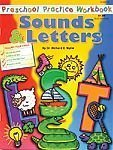 9780866111720: The Preschool Practice Workbook of Sounds & Letters