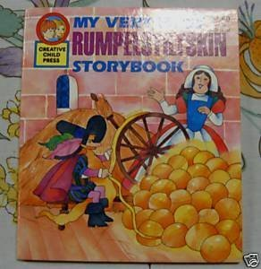 Rumpelstiltskin (My Very First Storybook) (0866113630) by Rochelle Larkin