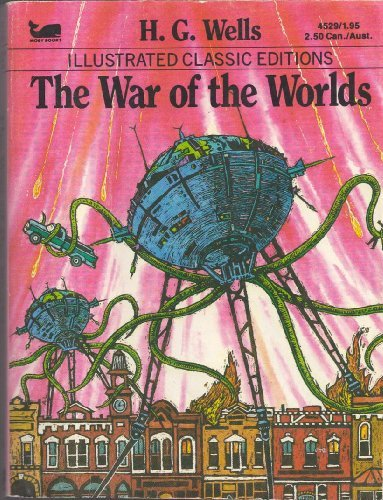 9780866114530: Illustrated Classics Editions the War of the Worlds
