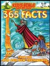 9780866115377: Kid's Bible Day-By-Day 365 Facts from the New and Old Testament