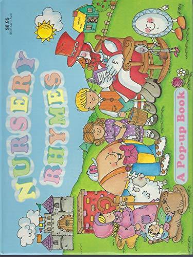 Nursery Rhymes (A Pop-up Book): Editor-MM Playmore Inc.