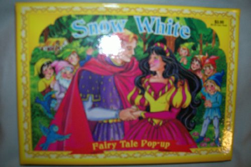 9780866115520: snow white fairy tale pop-up
