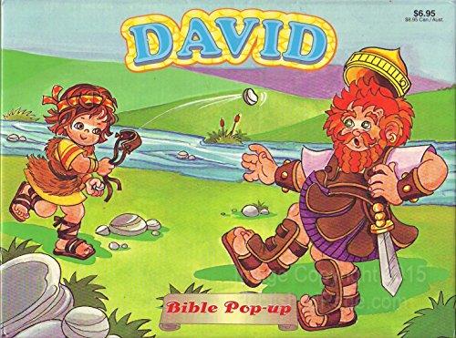 9780866116435: David Bible Pop Up Book