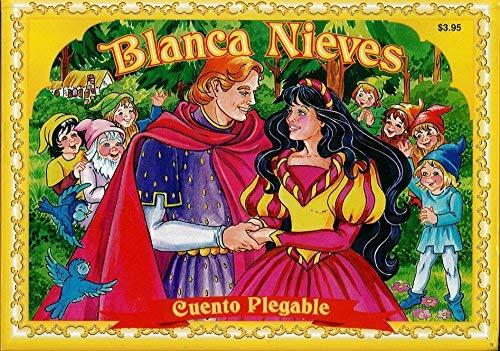 9780866116565: Blanca Nieves: Cuento Plegable