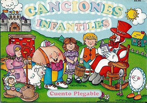 Canciones Infantiles - Cuento Plegable