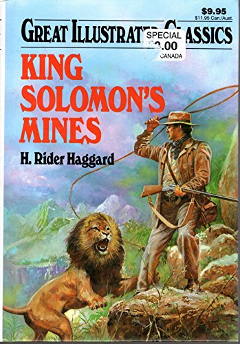 King Solomon's Mines, Great Illustrated Classics: Haggard, Richard