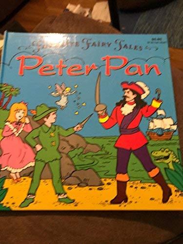 Favorite Fairy Tales-Peter Pan