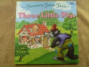 9780866118781: Three Little Pigs (Favorite Fairy Tales)