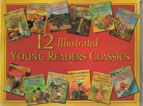 9780866118996: 12 Illustrated Young Readers Classics (Box Set of 12 Books)
