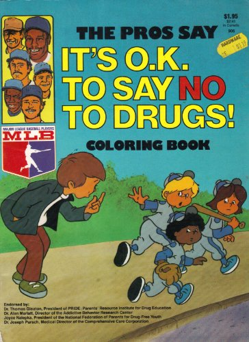 9780866119061: It's O.K. to say no to drugs!: Coloring book