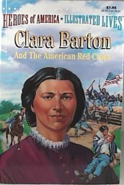 9780866119160: Clara Barton and the American Red Cross (Heroes of America)