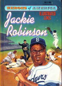 9780866119184: Jackie Robinson (Heroes of America / Illustrated Lives)