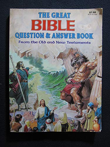 9780866119375: The Great Bible Question & Answer Book: From the Old and New Testaments