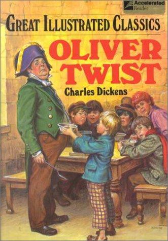 9780866119566: Oliver Twist (Great Illustrated Classics)