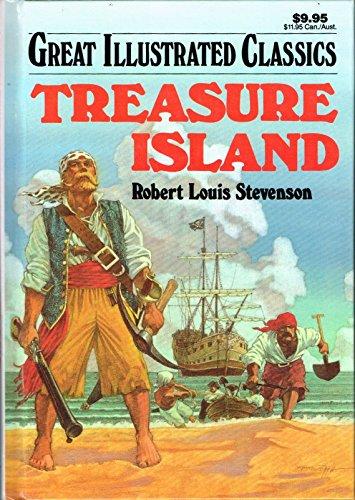 9780866119580: Treasure Island (Great Illustrated Classics)