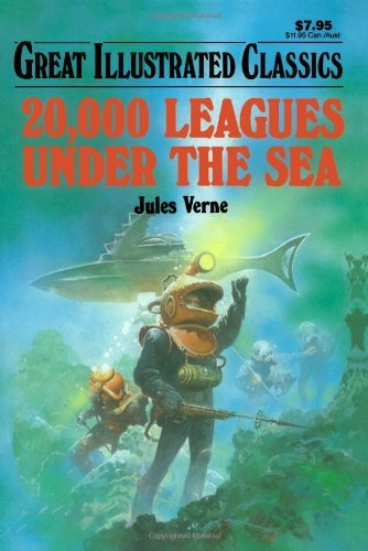 9780866119696: 20,000 Leagues Under the Sea (Great Illustrated Classics)