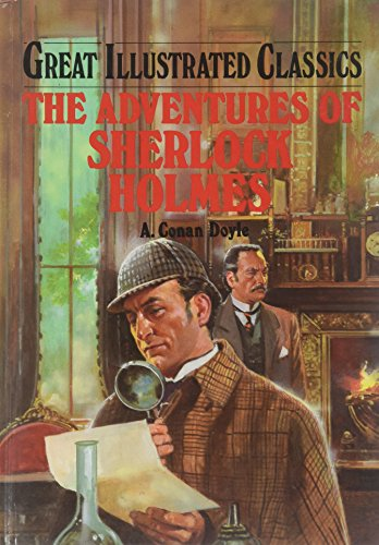 9780866119764: The Adventures of Sherlock Holmes (Great Illustrated Classics)