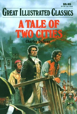 9780866119771: Tale of Two Cities (Great Illustrated Classics)