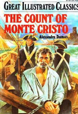 The Count of Monte Cristo (Great Illustrated: Alexandre Dumas, Mitsu
