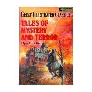 9780866119849: Tales of Mystery and Terror (Great Illustrated Classics)