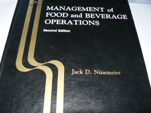 9780866120579: Management of Food and Beverage Operations