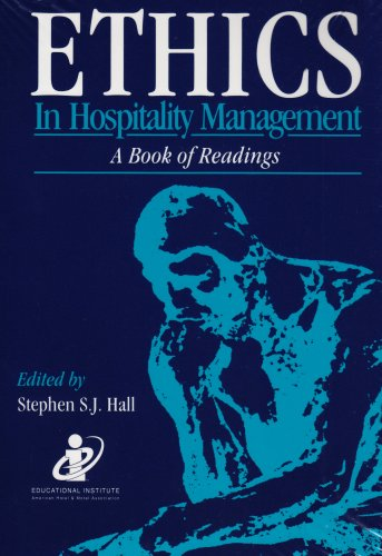 9780866120678: Ethics in Hospitality Management: A Book of Readings