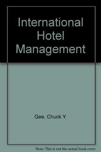 9780866120814: International Hotel Management
