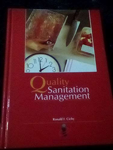 9780866120845: Quality Sanitation Management