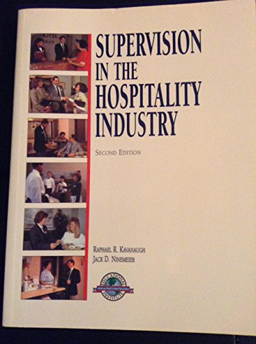 9780866120982: Supervision in the Hospitality Industry