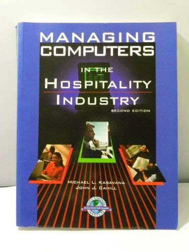 9780866121064: Managing Computers in the Hospitality Industry