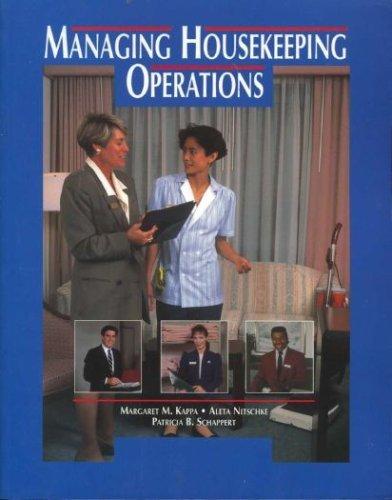 9780866121071: Managing Housekeeping Operations