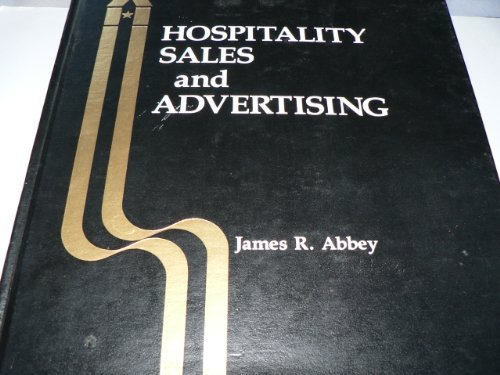 9780866121088: Hospitality Sales and Advertising