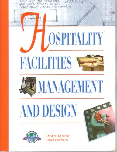 9780866121095: Hospitality Facilities Management and Design