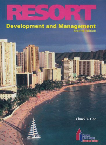 9780866121125: Resort Development and Management