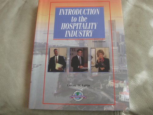 9780866121163: Introduction to the Hospitality Industry