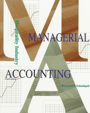 9780866121491: Hospitality Industry Managerial Accounting