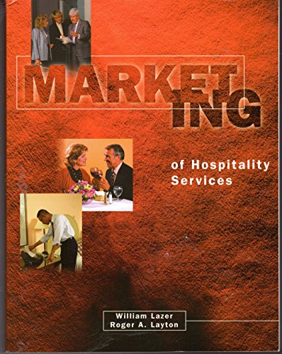 9780866121576: Marketing of Hospitality Services