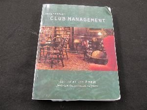 Contemporary Club Management: American Hotel &