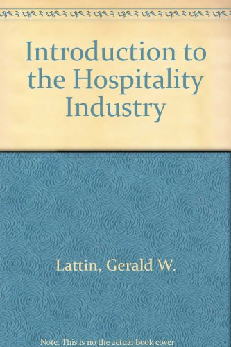 9780866121705: Introduction to the Hospitality Industry