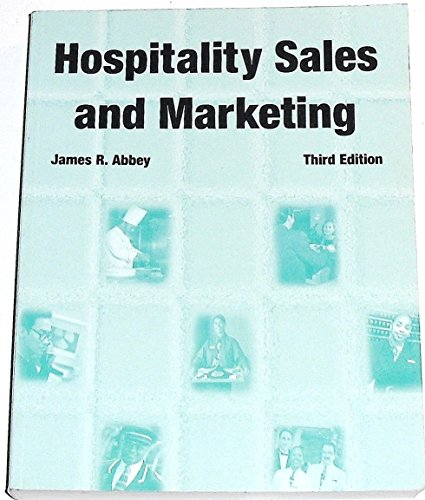 9780866121750: Hospitality Sales & Marketing