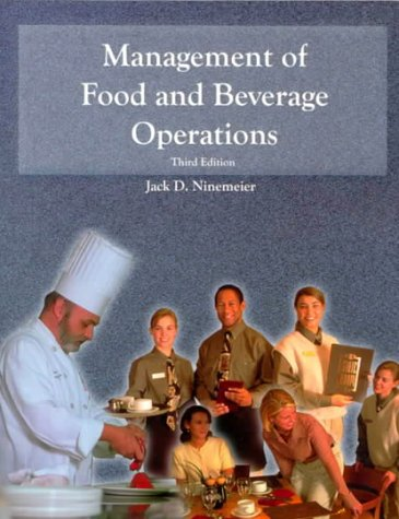9780866121811: Management of Food and Beverage Operations