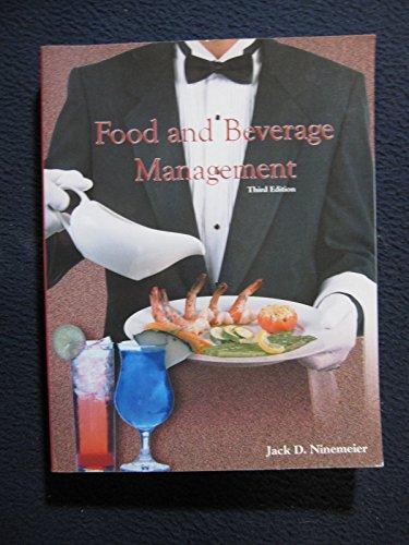9780866121828: Food and Beverage Management