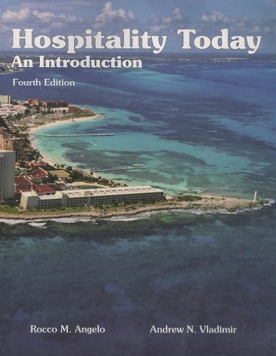 9780866122221: Hospitality Today: An Introduction