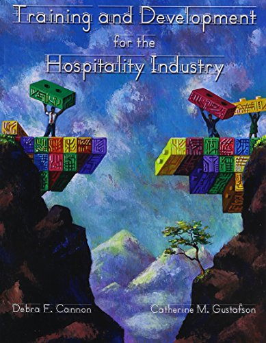 9780866122245: Training and Development for the Hospitality Industry
