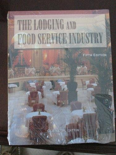 9780866122351: The Lodging and Food Service Industry