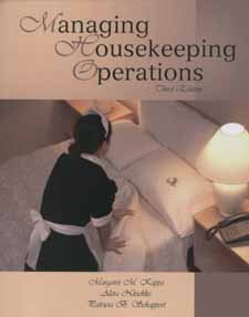 9780866122528: Managing Housekeeping Operations 3rd Edition