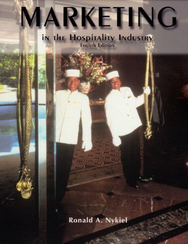 9780866122542: Marketing In The Hospitality Industry