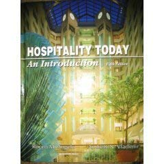 9780866122610: Hospitality Today: An Introduction